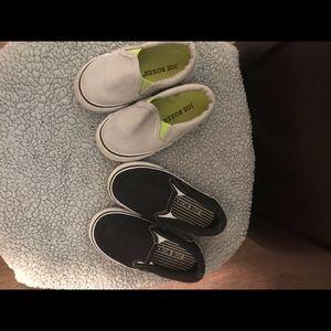 Bundle of 2 Joe Boxer toddler sneakers